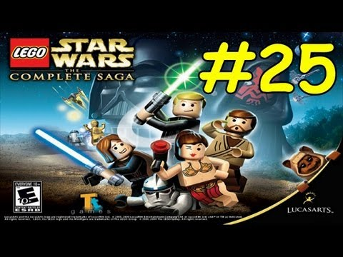 Lego Star Wars The Complete Saga Walkthrough Episode 5 Chapter 1 Hoth Battle