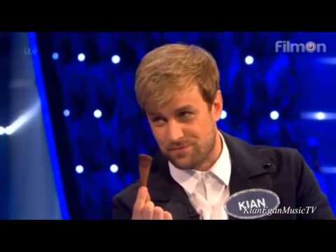 Kian Egan & Jodi Albert - on All Star Mr & Mrs [June 25, 2014]