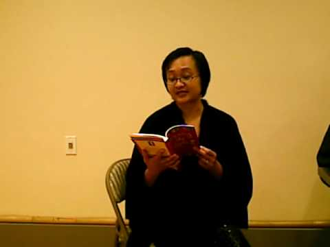 Barbara Jane Reyes reads Amalia Bueno's story at PAWA Arkipelago Literary Series Video