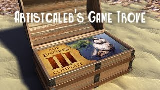 A fast look at Age of Empires III: Complete Collection