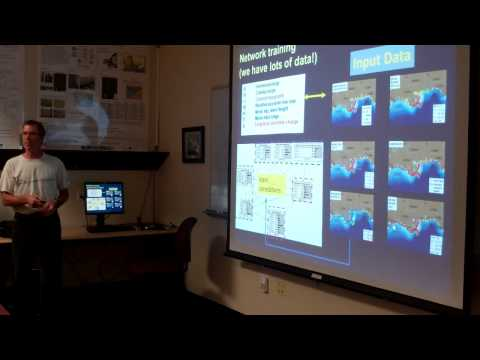 Coastal Erosion Seminar by Dr. Plant from USGS - IAHR student chapter at UCF - April 2014