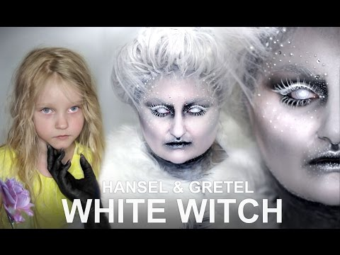 WHITE WITCH | Fairytale Makeup Tutorial | NYX Face Awards 2016 Top 30 | RawBeautyKristi