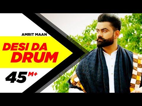 Desi Da Drum | Amrit Maan | Latest Punjabi Song 2015 | Speed Records