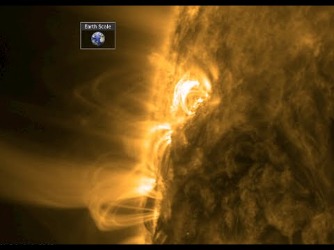 Space Weather, Frustrated Magnets | S0 News April 4, 2015