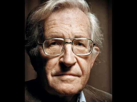 Chomsky: We Shouldn't Ridicule Tea Party Protesters