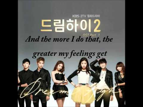 Park Jin Young (JYP) - Falling (Dream High 2 OST) with English...