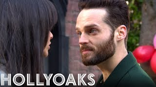 Hollyoaks: Mercedes Finishes With Liam