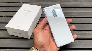 Sony Xperia 1 - Unboxing And First Impressions