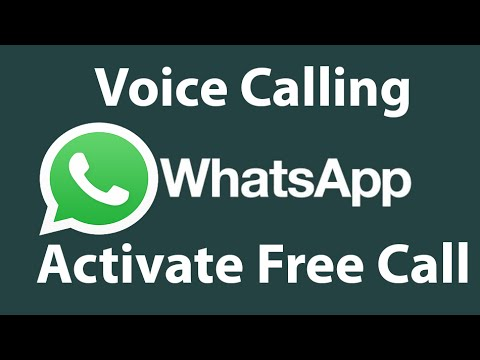 How to Enable/Activate Calling Feature In WhatsApp