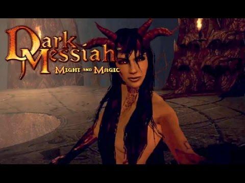 ТОП 8 игр, похожих на Skyrim: Игра 4 Тёмный Мессия (Dark Messiah of Might and Magic)