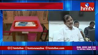 EC Dwivedi Set All Arrangements for Counting Process of Ap | Elections Results | hmtv