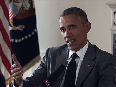 Obama: Iran's Israel Stance Can't Nix Nuke Deal