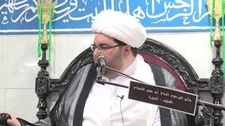 الشيخ عبدالحميد الغمغام | إحياء ذكرى استشهاد الإمام الصادق (ع) ليلة الأحد الموافق 1439/10/23