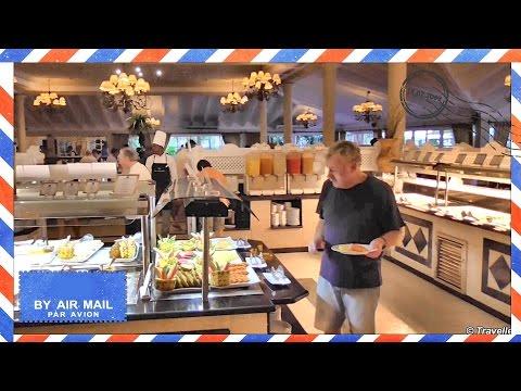 Gran Bahia Principe El Portillo Resort - Buffet breakfast in Las Dalias Restaurant - Dominican Rep