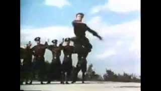 Kazachok - Russian folk dance 1946