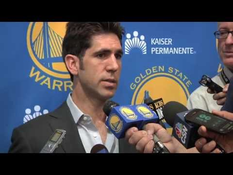 Season Wrap-Up: Bob Myers - Part 1