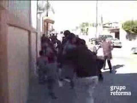 SHOOTING IN TIJUANA( BALACERA EN TIJUANA)