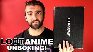 LOOT ANIME [Alternate Universe] Unboxing | May 2018 (FLCL Ancient Magus Bride, Monster Hunter)