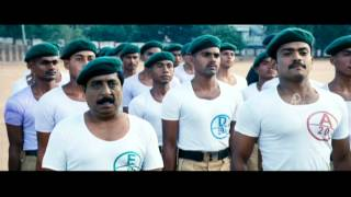 Padmasree Bharath Dr. Saroj Kumar - Padmasree Bharat Dr. Saroj Kumar Malayalam Movie | Sreenivasan | Army Training Camp | 1080P HD