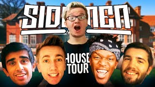 THE SIDEMEN HOUSE TOUR! - SIDEMEN ROADTRIP (PART 2)