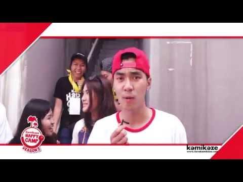 Clip ประมวลภาพกิจกรรม KAMIKAZE HAPPY CAMP Season3
