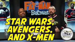 STAR WARS, AVENGERS, AND X-MEN