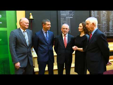 Mincon lists on the Irish Stock Exchange, raising €50m
