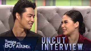 TWBA Uncut Interview: Maja Salvador & Zanjoe Marudo