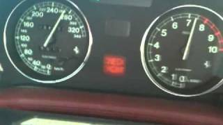 320 km/h with Ferrari 550 Maranello by Dolf Dekking