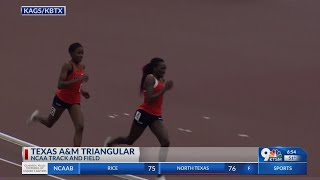 UTEP track runs well at Texas A&M Triangular