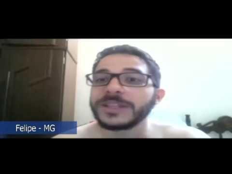 Vídeos dos amigos do Papo: Felipe - MG