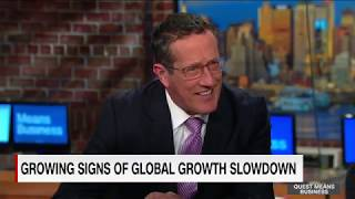 Growing signs of global growth slowdown