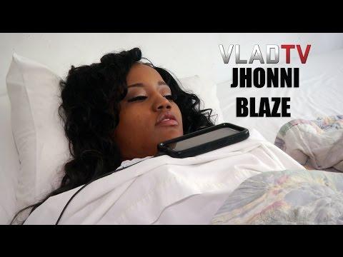Jhonni Blaze After Completing Lipo & Boob Job: I Feel Like S*** video