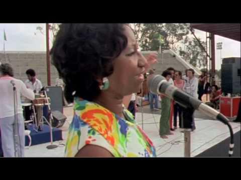 Celia Cruz Sound Check! - Zaire '74 (Guantanamera)