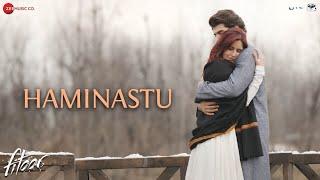 Haminastu | Fitoor | Zeb Bangash | Aditya Roy Kapur & Katrina Kaif | Amit Trivedi | Swanand Kirkire