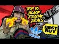 TOP 10 BLACK FRIDAY STEALS AND DEALS FOR SNEAKERS, CLOTHING, AND TECH 2017 MP3