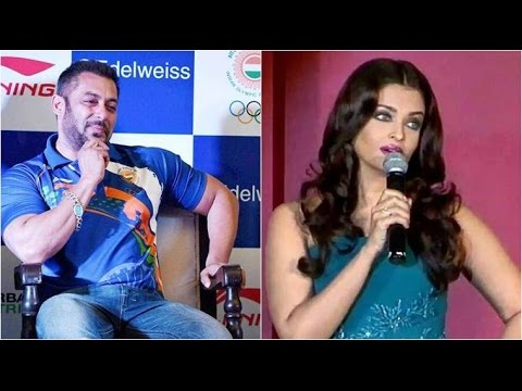 Aishwarya Rai Bachchan Supports Salman Khan in Rio Olympics Controversy