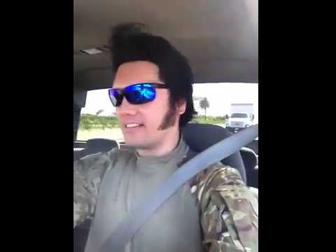King On The Road  ( Elvis) Take  # 16