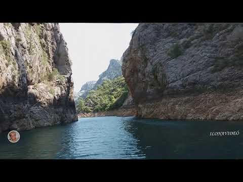 Antalya - Green Canyon - Gyönyörű zenével, amit nem elég egyszer hallani.