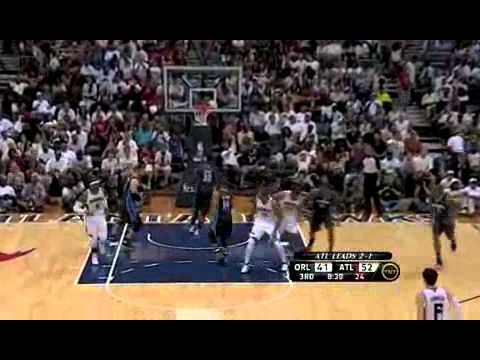 Magic vs. Hawks Game 4 Recap (2011 NBA Playoffs) 4/24/11