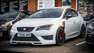 This 600BHP (AWD) Seat Cupra is a Flipping *MISSILE*