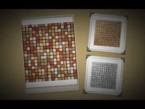 Bagno mosaico e piastrelle beautiful piastrelle a mosaico in bagno rinnovare pareti bagno with for Piastrelle mosaico leroy merlin