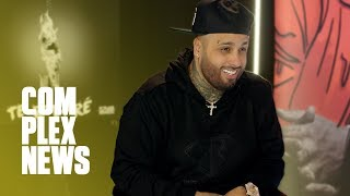 Nicky Jam Talks Starring In Bad Boys 3, New Album, and Tour Life