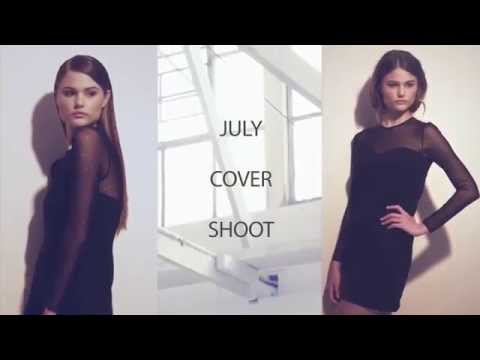 Watch as Fashion Director Anja Joubert and Group Beauty Editor Lameez Hendricks create a sassy, stylish evening look for our July cover. Website: http://www.edgarsclub.co.za Twitter: http://www.tw...