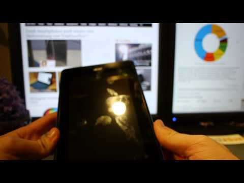 Acer Iconia Tab B1 Unboxing und Hands On [Deutsch]