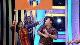 Thakarppan Comedy | Balloon & water are set for the game | Mazhavil Manorama