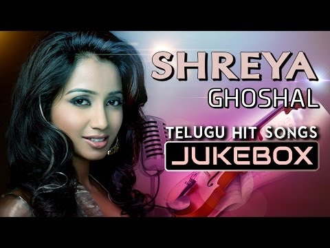 Singer - Shreya Ghoshal | Tollywood Stars Songs Collection video