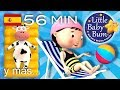Vamos a nadar  Y muchas mas canciones infantiles  ¡56 minutos de recopilacion LittleBabyBum! -