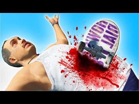 FUNNIEST FAILS EVER | Skate 3 Funny Moments (Glitches, Fails, Wins & More) Xbox One