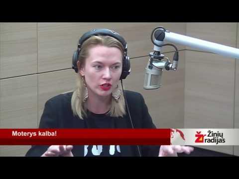 Moterys kalba: Beata Tiškevič ir Indrė Stonkuvienė
